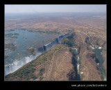 Victoria Falls Helicopter Flight #10