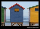 Muizenberg Beach Huts #17