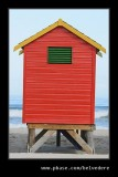Muizenberg Beach Huts #19