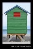 Muizenberg Beach Huts #20