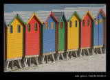 Muizenberg Beach Huts #21