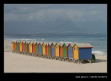 Muizenberg Beach Huts #25