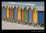 Muizenberg Beach Huts #26
