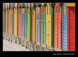 Muizenberg Beach Huts #28