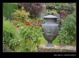 Red Border Urn #1, Hidcote Manor