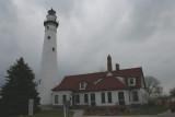 Kenosha, WI area around Lake Michigan