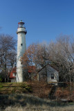 Beautiful Grosse Point Lighthouse