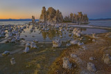 Magic Hour on Mono Lake Tufas