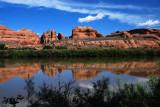 Scenic Colorado River