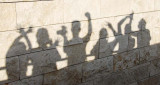 Shadow Play at the Getty
