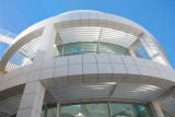 Beautiful Lines of the Getty Architecture