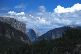 First Look at Half Dome!