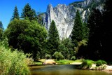 Along the Merced River