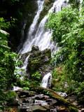 Waterfall in El Valle