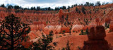 Panorama of Hoodoos