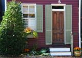 Doors of Annapolis