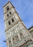 Giotto's bell tower, said to be the most beautiful in the world