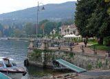 Village of Baveno on Lake Maggiore