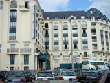 'Le Beach' hotel in Trouville