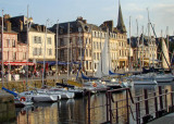 Honfleur, a beautiful port town