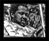War Percussionist, 1971