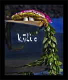 Kukio close with Lei
