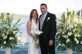 Bride and Groom by ALL EVENTS PHOTOGRAPHY & VIDEO PRODUCTIONS