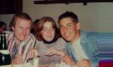Chez Michel Andre & Phiona & Levi 1976