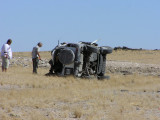 2007 Namibia 30 April Accident
