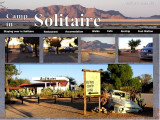Namibia Solitaire Camping