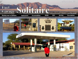 Namibia Solitaire Garage