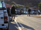 Namibia Border Crossing