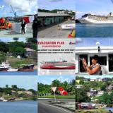 St Lucia Castries Harbour 5 Jan 2006