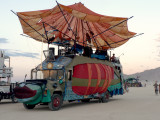 Burning Man, Black Rock Desert, Nevada, 8/07