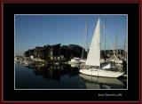 Deauville, harbour 4