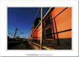 The railway depot 25
