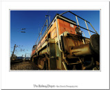 The railway depot 31