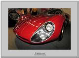 Rétromobile 2007, Alfa Romeo