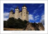 Chateau de Val, Bort les Orgues