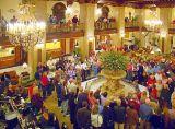 The Peabody Memphis Hotel Lobby