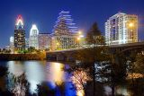 Austin Twilight Skyline 43914