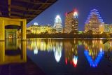 Austin Twilight Skyline 20061112