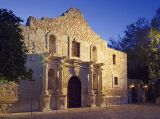 The Alamo At First Light 44095