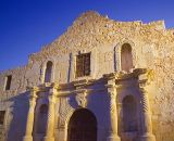 The Alamo At First Light 44103