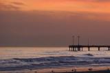 Pier At Sunset 46616