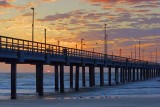Pier In Sunrise 47775
