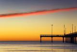 Pier At Dawn 48070