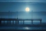 Pier Under The Moon 48865v2
