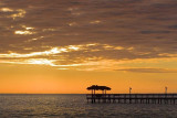 Pier In Sunrise 20070126