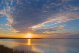 Copano Bay Sunset 52286